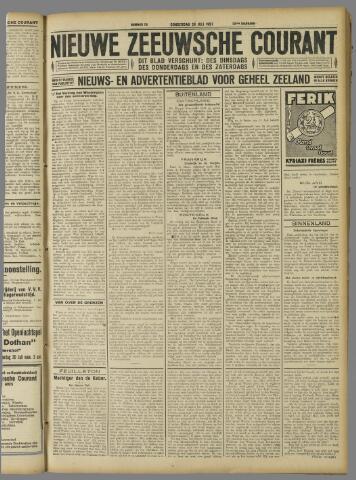 Nieuwe Zeeuwsche Courant 1927-07-28