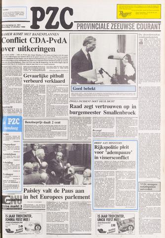 Provinciale Zeeuwse Courant 1988-10-12