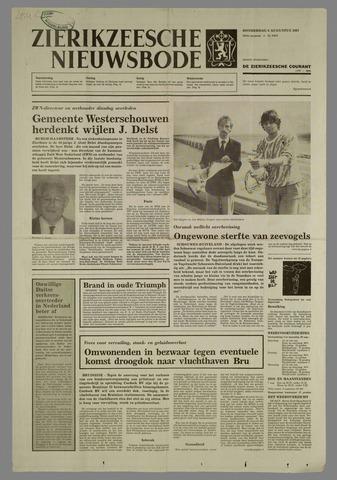 Zierikzeesche Nieuwsbode 1987-08-06