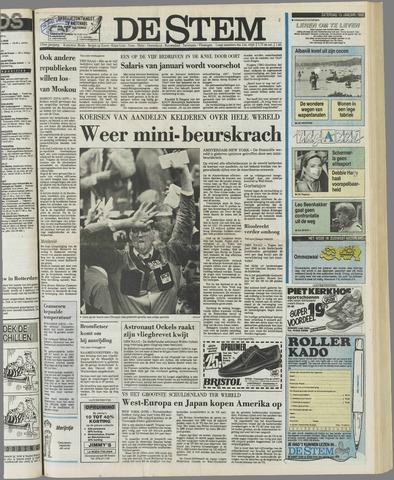 de Stem 1990-01-13