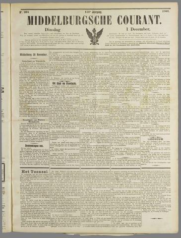 Middelburgsche Courant 1908-12-01