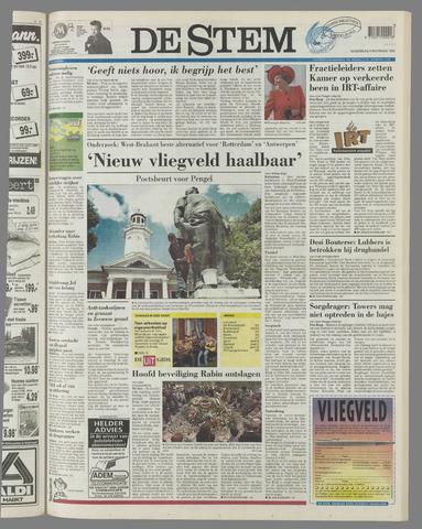de Stem 1995-11-09