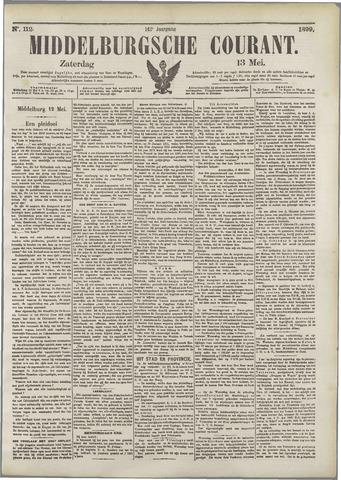 Middelburgsche Courant 1899-05-13