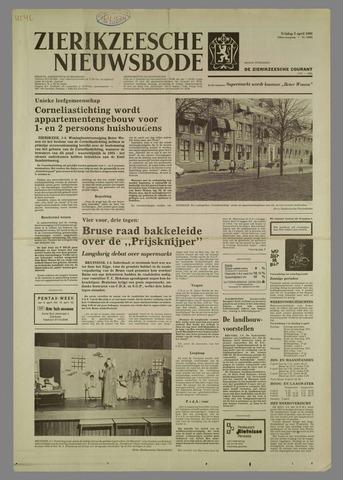 Zierikzeesche Nieuwsbode 1982-04-02