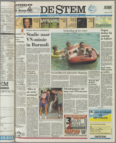 de Stem 1996-07-23