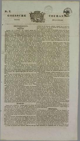 Goessche Courant 1839-01-25