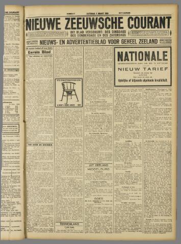Nieuwe Zeeuwsche Courant 1928-03-03