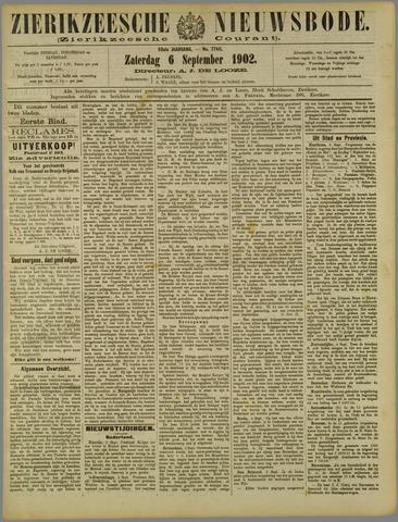 Zierikzeesche Nieuwsbode 1902-09-06