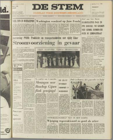 de Stem 1972-07-15