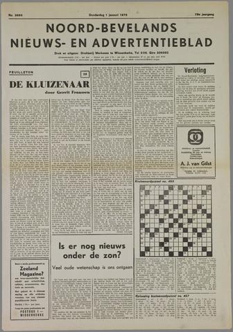Noord-Bevelands Nieuws- en advertentieblad 1976