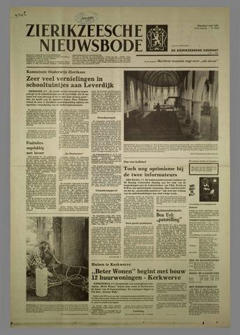 Zierikzeesche Nieuwsbode 1981-07-07