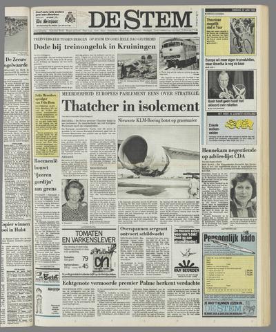 de Stem 1989-06-20