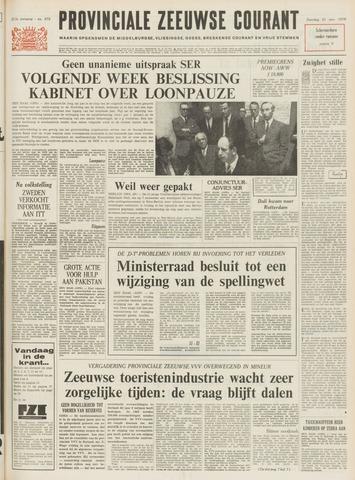 Provinciale Zeeuwse Courant 1970-11-21