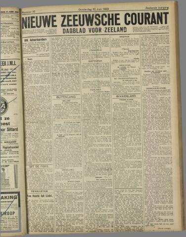 Nieuwe Zeeuwsche Courant 1920-06-10
