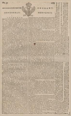Middelburgsche Courant 1785-04-28