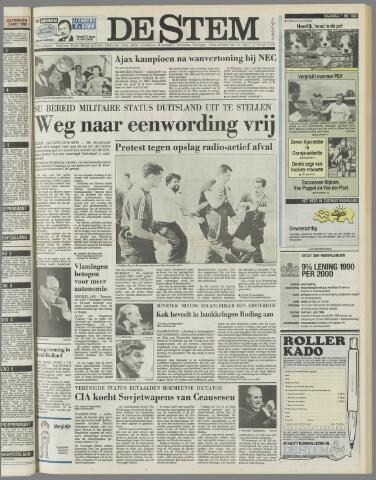 de Stem 1990-05-07