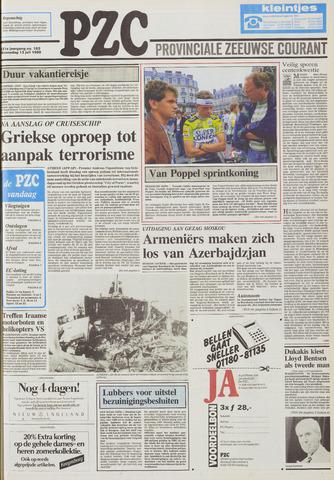 Provinciale Zeeuwse Courant 1988-07-13