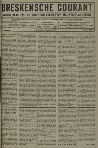Breskensche Courant 1922-08-16