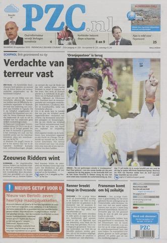 Provinciale Zeeuwse Courant 2010-09-20