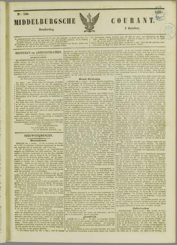 Middelburgsche Courant 1847-10-07