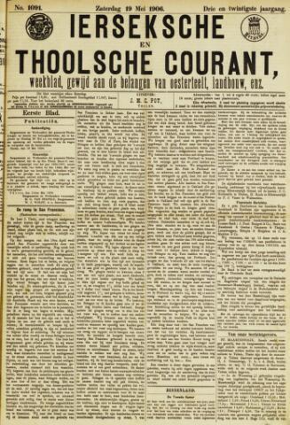 Ierseksche en Thoolsche Courant 1906-05-19
