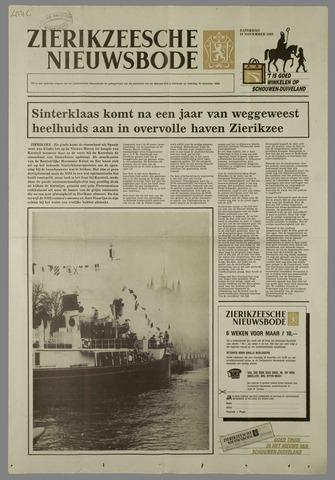 Zierikzeesche Nieuwsbode 1988-11-19