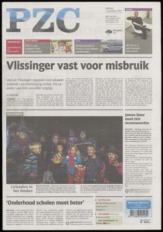 Provinciale Zeeuwse Courant 2013-11-01