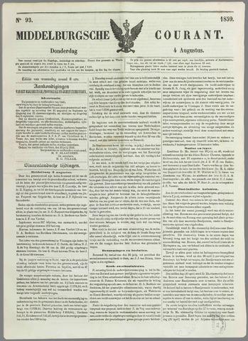 Middelburgsche Courant 1859-08-04