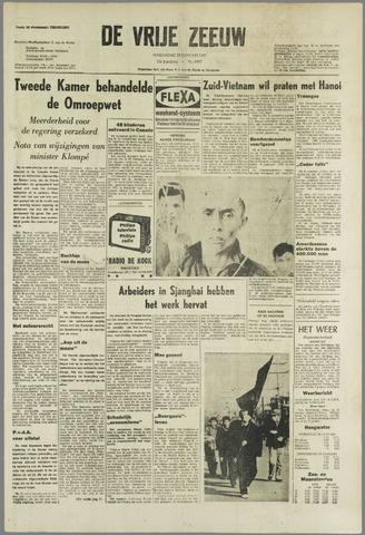 de Vrije Zeeuw 1967-01-18