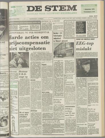 de Stem 1976-12-01