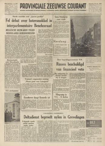Provinciale Zeeuwse Courant 1960-10-29