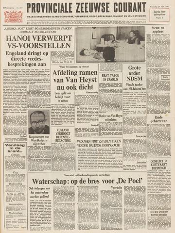Provinciale Zeeuwse Courant 1967-09-27