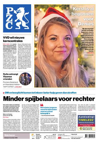 Provinciale Zeeuwse Courant 2018-11-06