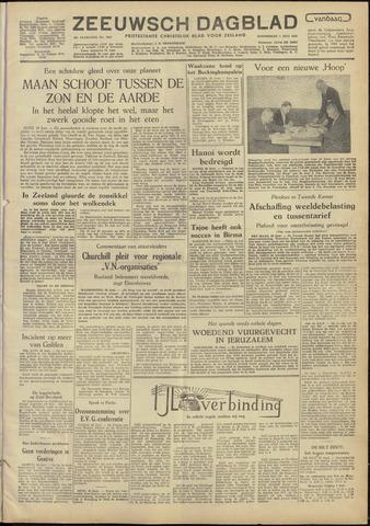 Zeeuwsch Dagblad 1954-07-01