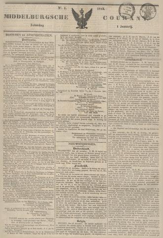 Middelburgsche Courant 1842