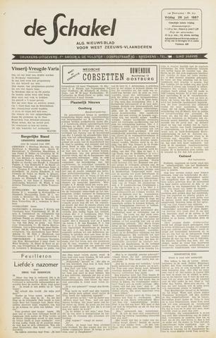 De Schakel 1957-07-26