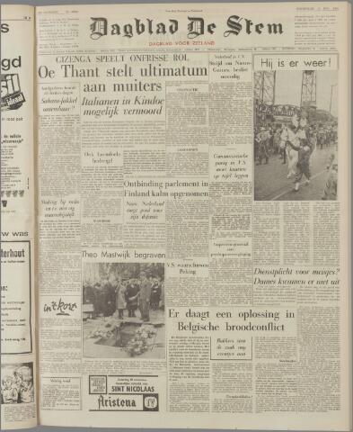 de Stem 1961-11-16