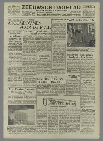 Zeeuwsch Dagblad 1954-02-23