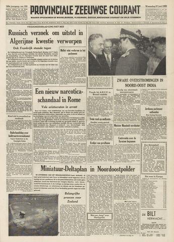 Provinciale Zeeuwse Courant 1956-06-27