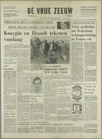 de Vrije Zeeuw 1970-08-12