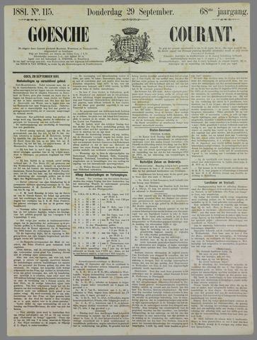 Goessche Courant 1881-09-29