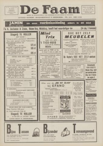 de Faam en de Faam/de Vlissinger 1967-10-12