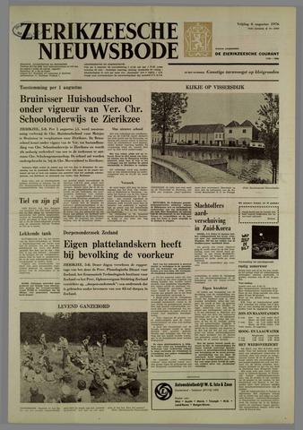 Zierikzeesche Nieuwsbode 1976-08-06