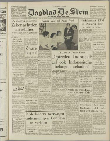 de Stem 1957-12-04