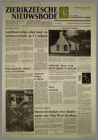 Zierikzeesche Nieuwsbode 1976-09-09