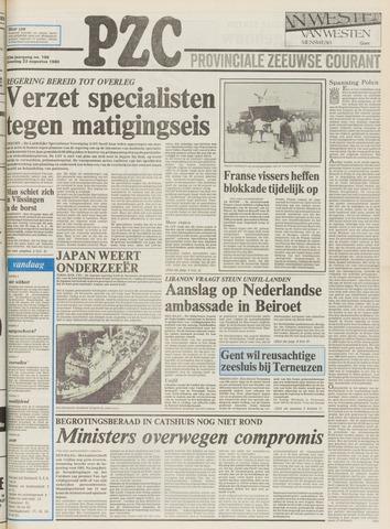 Provinciale Zeeuwse Courant 1980-08-23