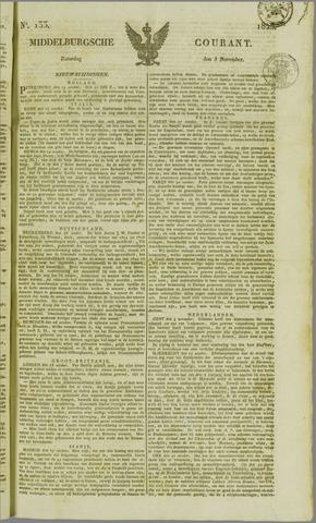 Middelburgsche Courant 1825-11-05
