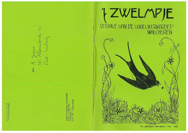 't Zwelmpje 1987-05-01