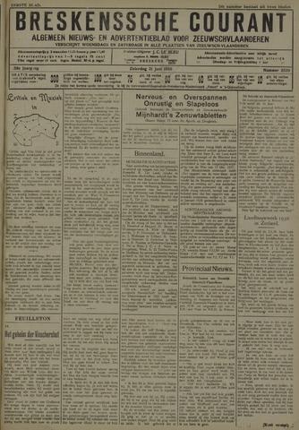 Breskensche Courant 1930-06-21