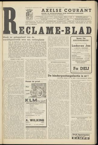 Axelsche Courant 1954-10-20